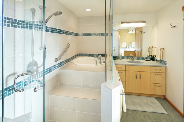 Corvallis Custom Kitchens & Baths - Asian - Bathroom - Portland - by Corvallis Custom Kitchens ...
