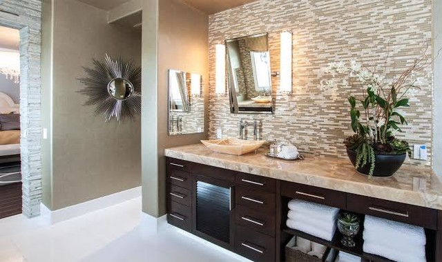 Coto De Caza CA Traditional Bathroom Orange County