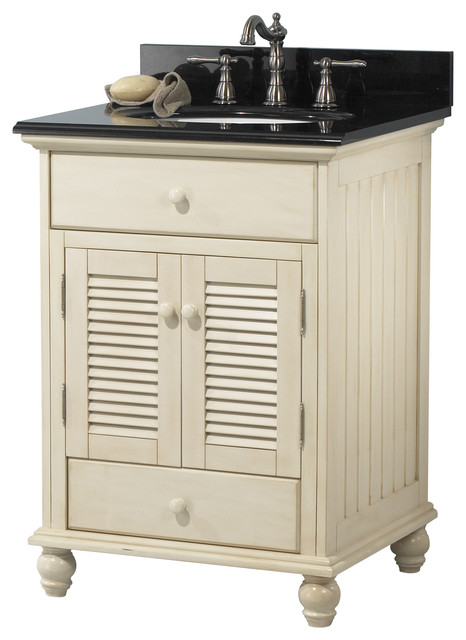Vanity Cottage 24 Ctaa2422d : Cottage quot inch vanity traditional bathroom new