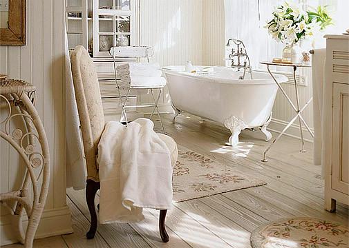 cottage bathrooms - Cottage Bathroom