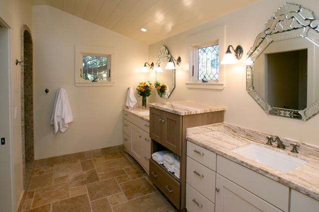 Cottage Charm traditional-bathroom