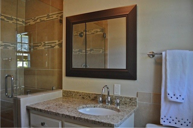 Cottage Contemporary Traditional Bathroom Oklahoma City By Design Directions