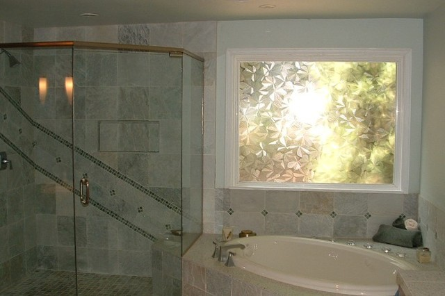 Cottage Lake Remodel traditional-bathroom