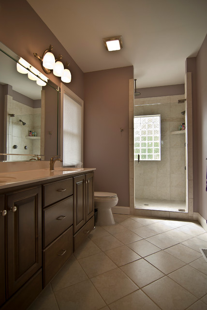 Traditional Cottage Bathroom Ideas Traditional Cottage Ba...