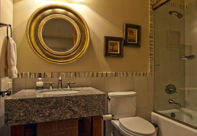 Cottonwood creek traditional bathroom salt lake city for Bath remodel salt lake city