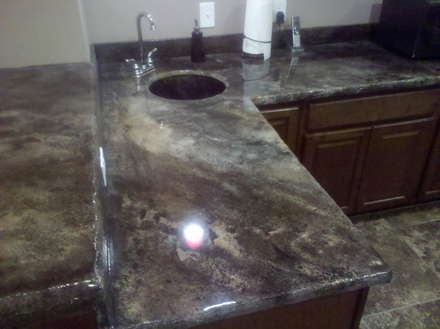 Countertop Creations : ... flooring tile and more... - Bathroom - omaha - by Countertop Creations