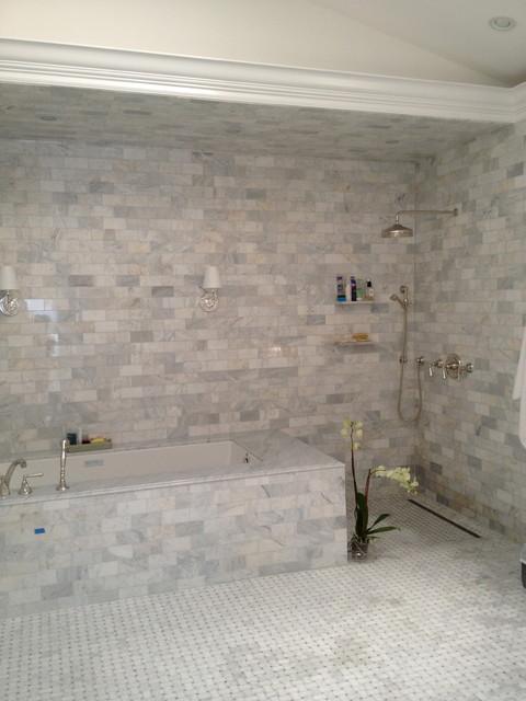 Country Club Master bathroom