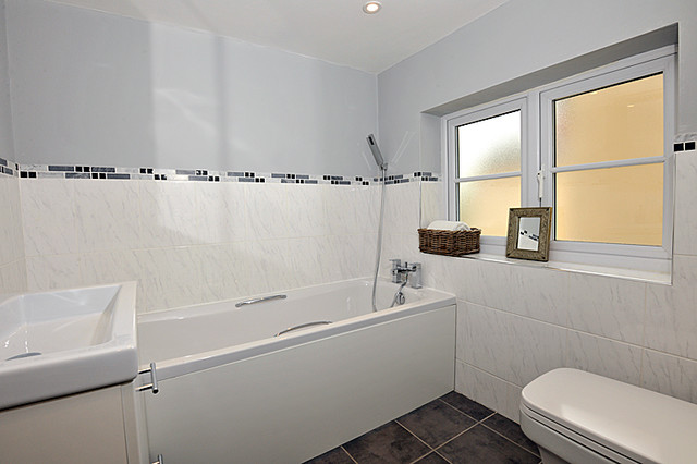 Country Cottage Bathroom Renovation