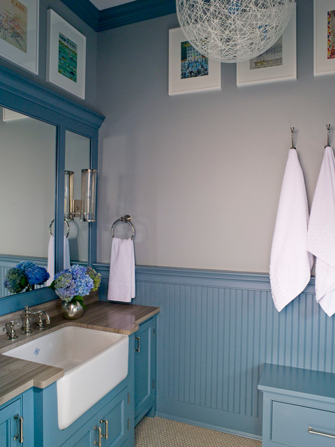 Washington Ct Home Traditional Bathroom Dallas