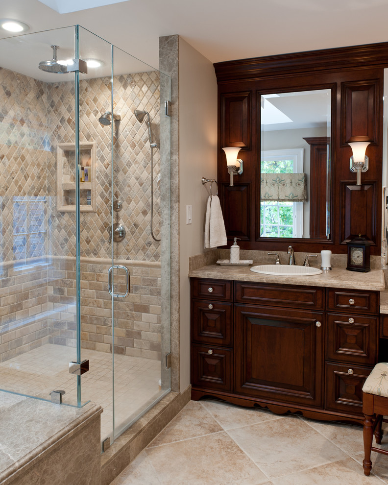 Country Estate - Traditional - Bathroom - DC Metro - by ...
