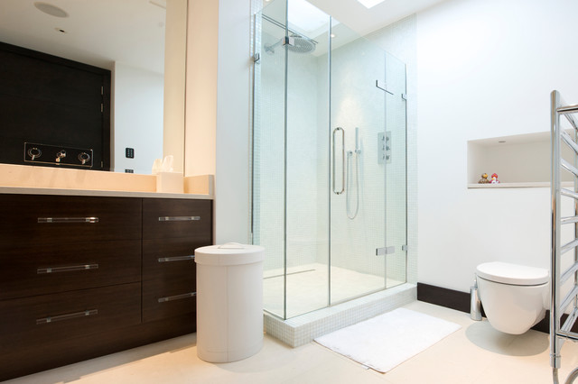 Country estate contemporary bathroom other by for Bathroom design yorkshire
