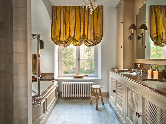 Country House Bruges - traditional - bathroom - other metro - by