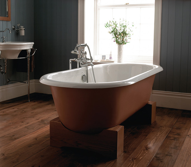 Country Influenced Bathroom Traditional Bathroom West Midlands By Period Property Store