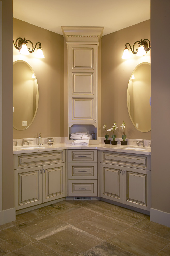 Country Walkout - Traditional - Bathroom - Calgary - by ...