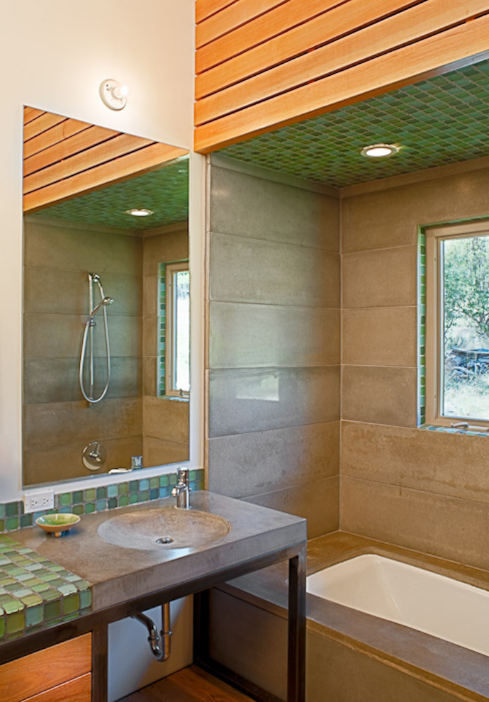 Countryside Bend - Contemporary - Bathroom - Austin - by ...