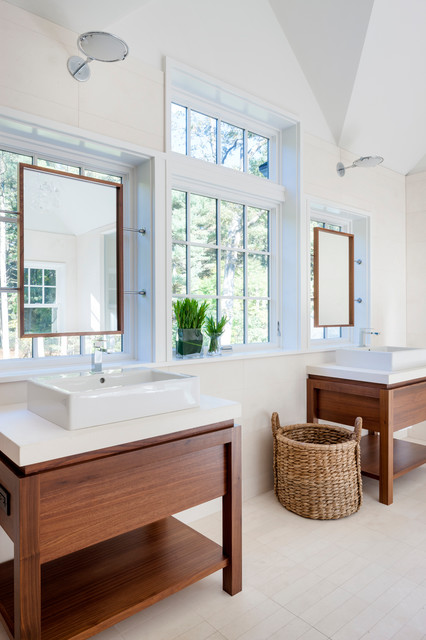 8 bathroom mirror ideas you might not have thought of - Bathroom Mirror Ideas