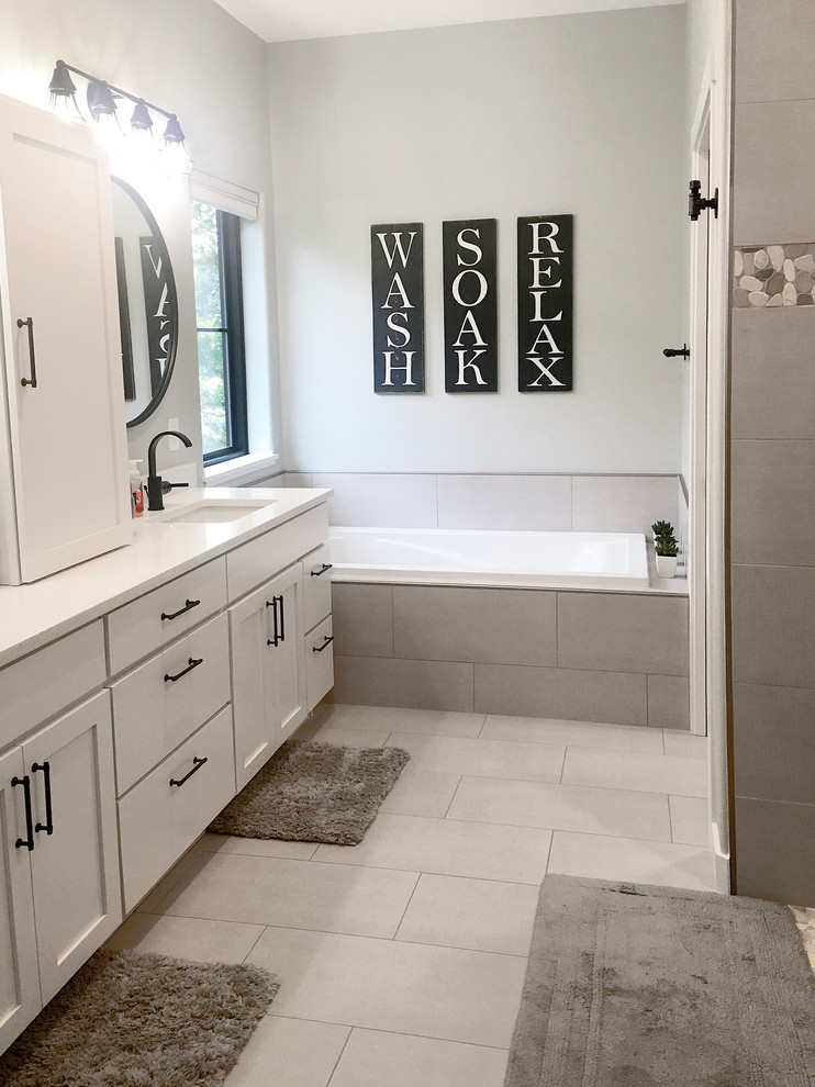 Coventry Home - Transitional - Bathroom - Other - by ...
