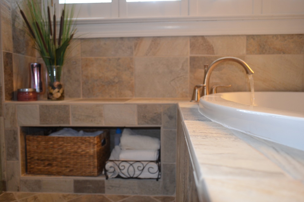Coventry Woods, Cary NC ~ Master Bathroom Remodel ...