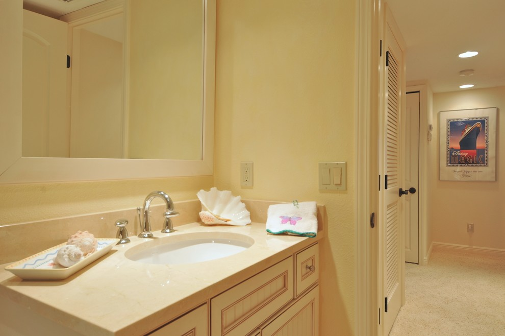 Covert 2 - Beach Style - Bathroom - Tampa - by Edgewater ...