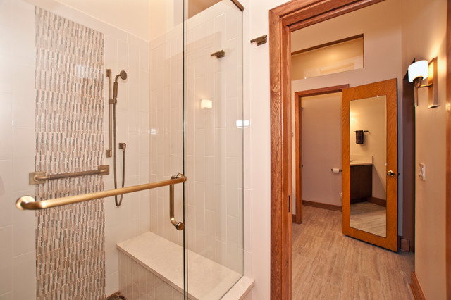 Cozy Contemporary - Contemporary - Bathroom - Nashville ...