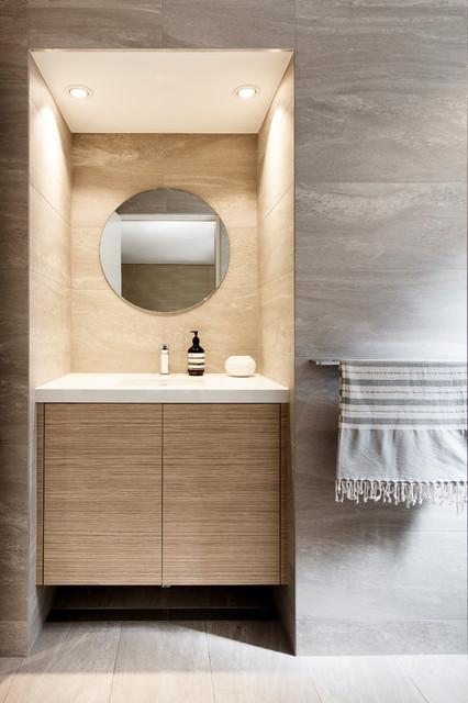 CP Residence contemporary-bathroom