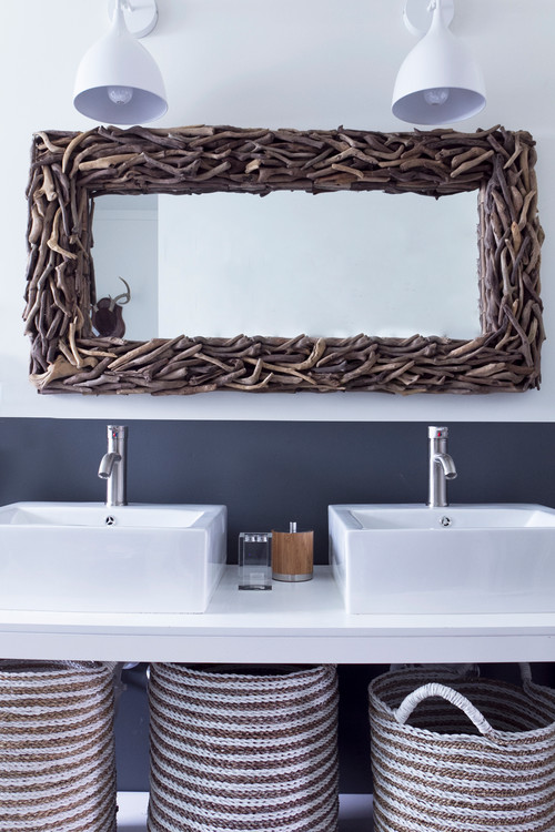 so why not show your bathroom some love whether you are looking for an easy update new accessories or a major makeover new everything these 21 ideas