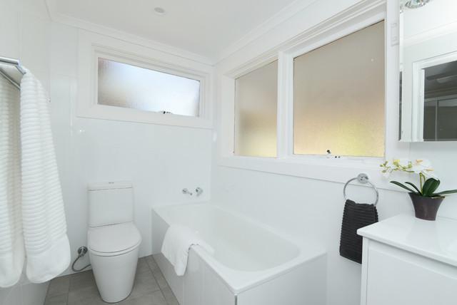 crabbes avenue willoughby nsw contemporary bathroom