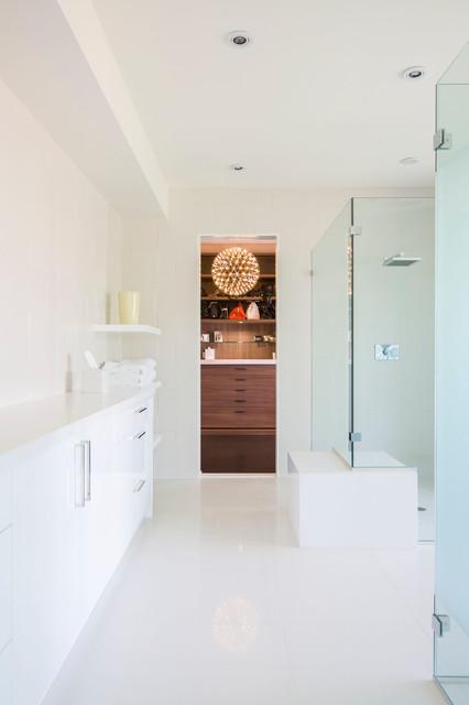 Craftsman Modern Modern Bathroom Dc Metro By Forma Design