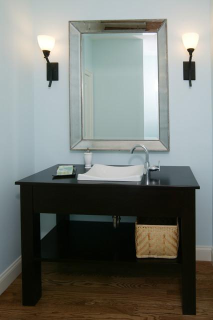 Craftsman Style House Bathroom : Craftsman style home bathroom dc metro