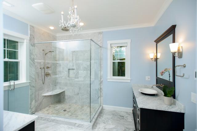 Craftsman Style House Bathroom : Craftsman style homes bathroom bridgeport
