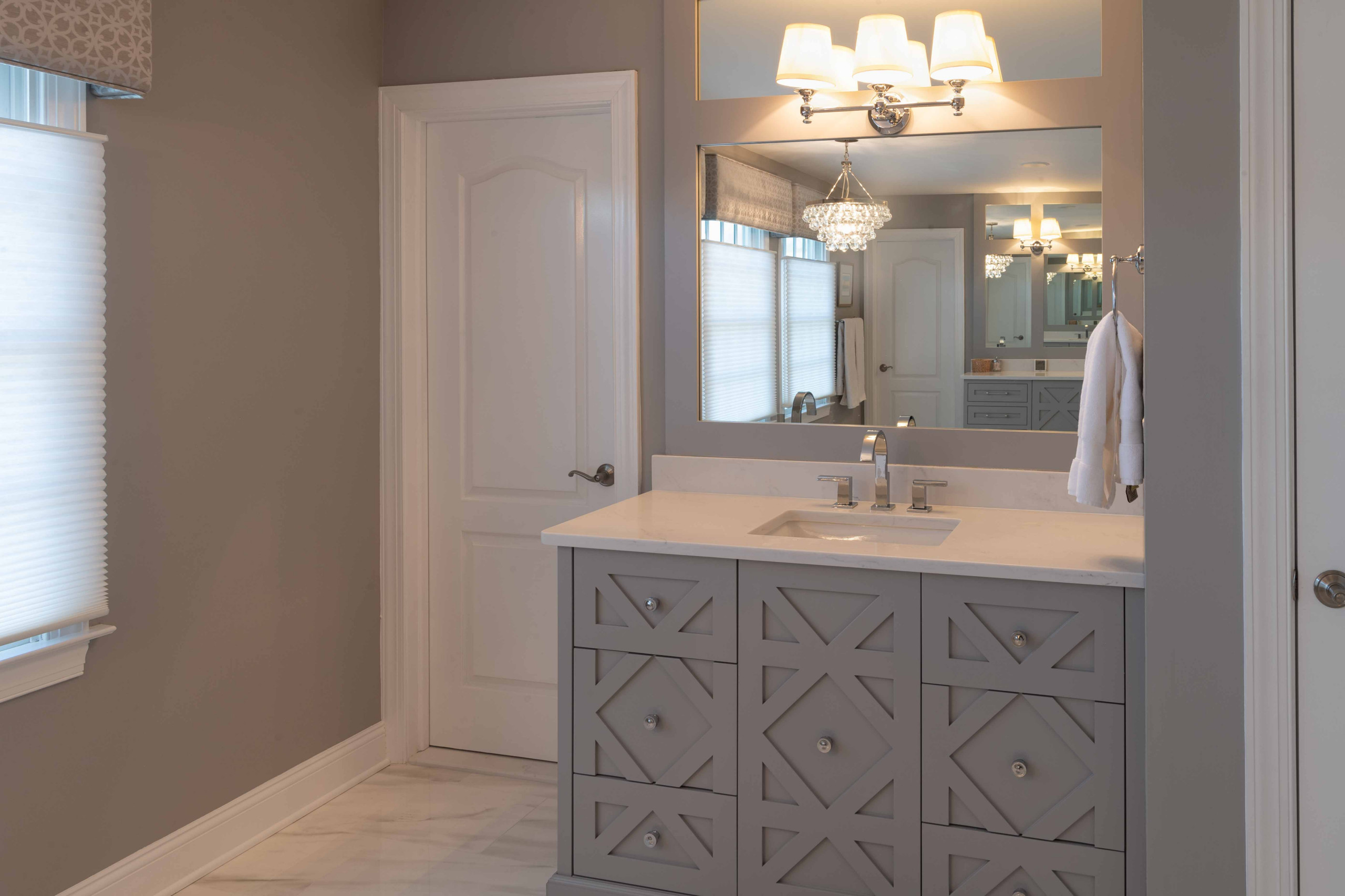 Cranbury Bathroom Renovation