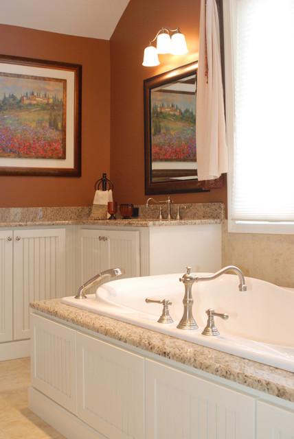Cranbury design center traditional bathroom for Bathroom design center