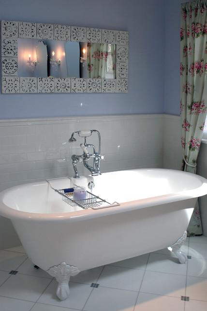 Cranbury Design Center traditional-bathroom