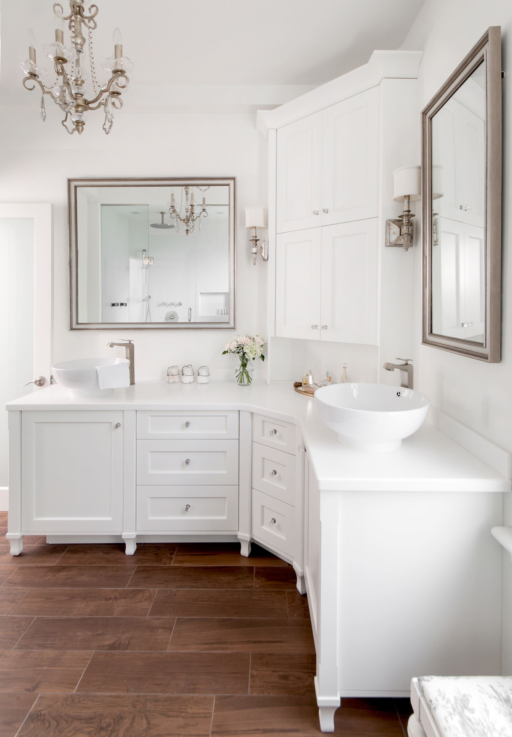75 Beautiful Wood Look Tile Bathroom Pictures Ideas April 2021 Houzz