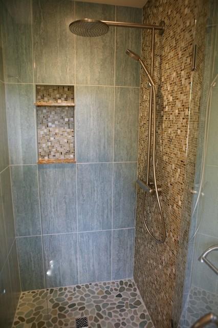 Creative Colorful Remodel Contemporary Bathroom Other By Santa Cruz Design Build