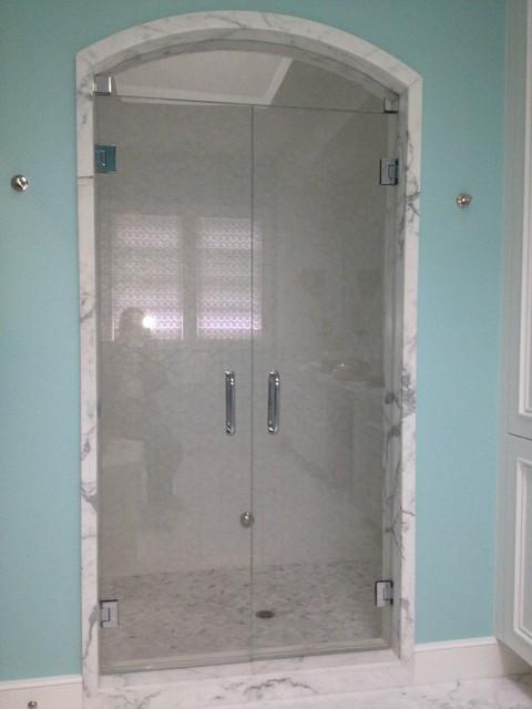 CreativeAGI Shower Door & Mirror Co - Contemporary - Bathroom - san francisco - by Creative AGI ...