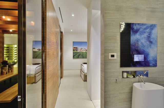 Crescendo Designs Experience Center And Showroom Contemporary Bathroom New York By