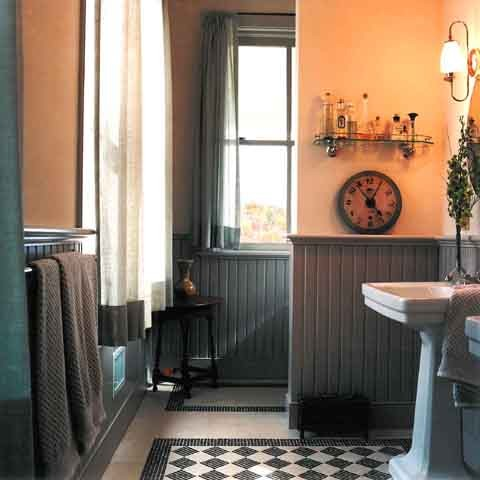 Crisp Architects traditional bathroom
