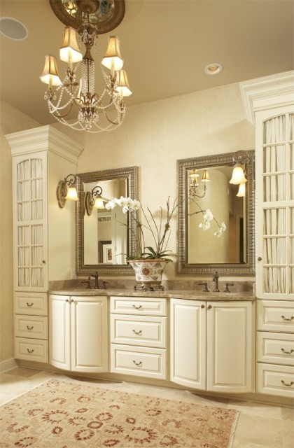 Crosby Cove Residence 1 Master Bathroom traditional-bathroom