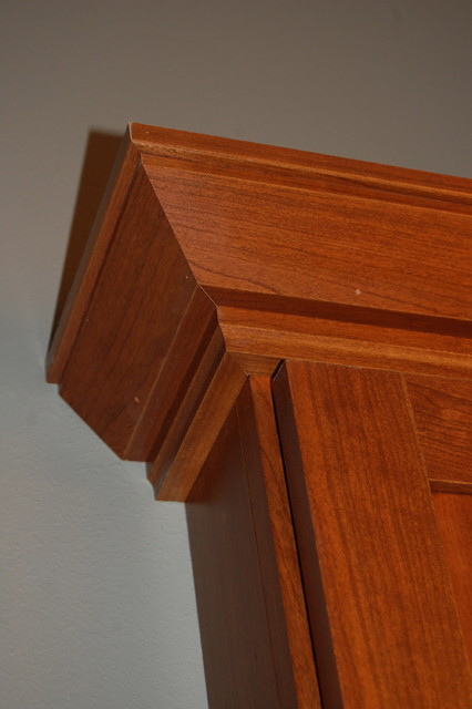 Crown Molding Detail Bathroom Other Metro By Cathy Driftmier