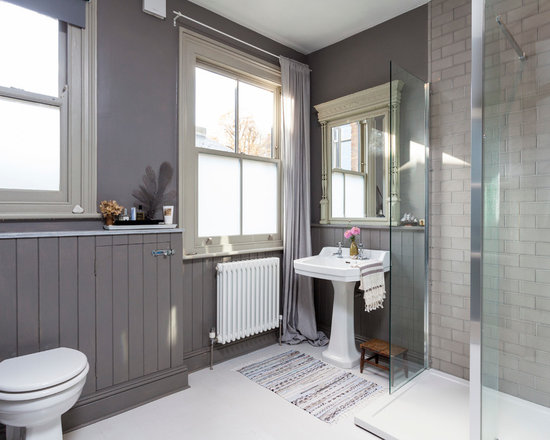 Tongue And Groove Paneling Bathroom Design Ideas Pictures