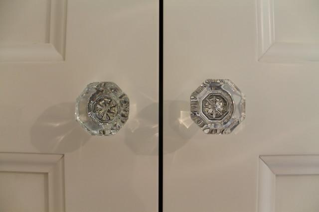 Crystal door handles traditional-bathroom & Crystal door handles - Traditional - Bathroom - Chicago - by ... pezcame.com