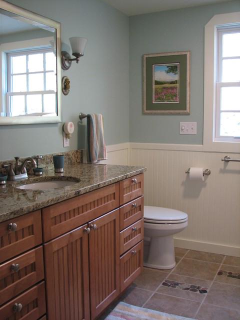 Crystal Lake Bath bathroom