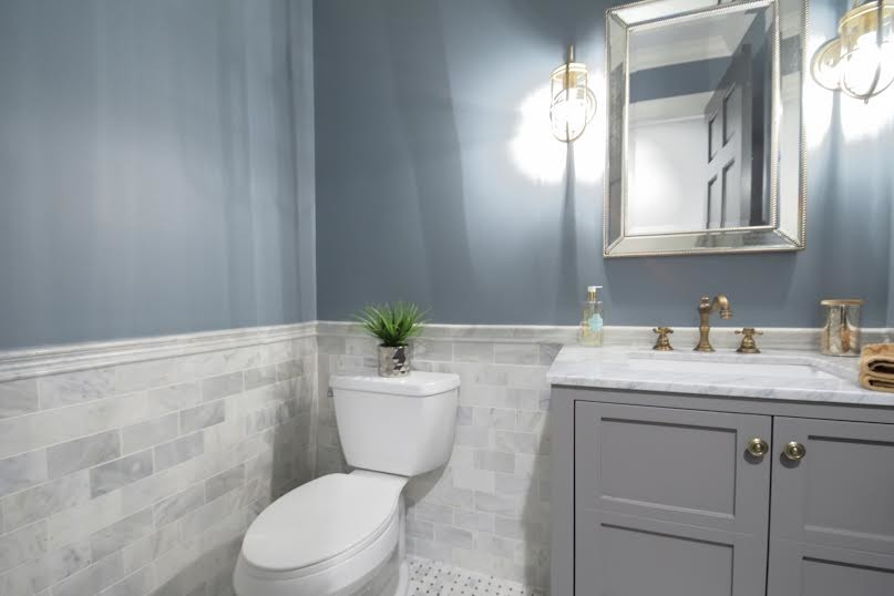 10 Secrets To A Brilliant Bathroom Makeover for Less Than 500$