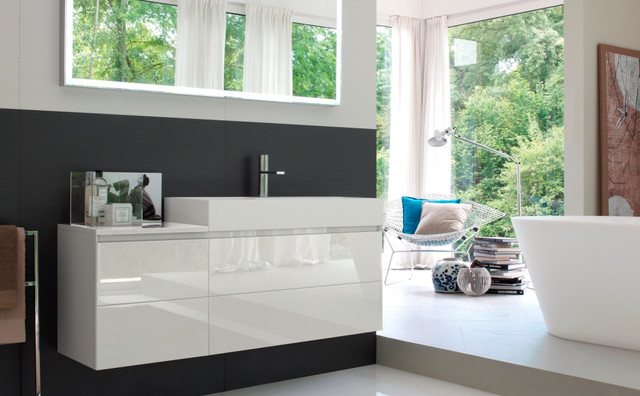 Modern Bathroom Vanity Ideas modren modern bathroom vanity ideas 3781 contemporary bathroomjpg