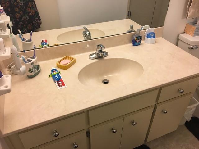 Cultured Marble - Clásico - Cuarto de baño - Orlando - de Meredith
