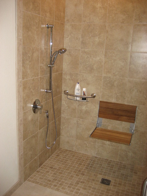 Curbless Showers