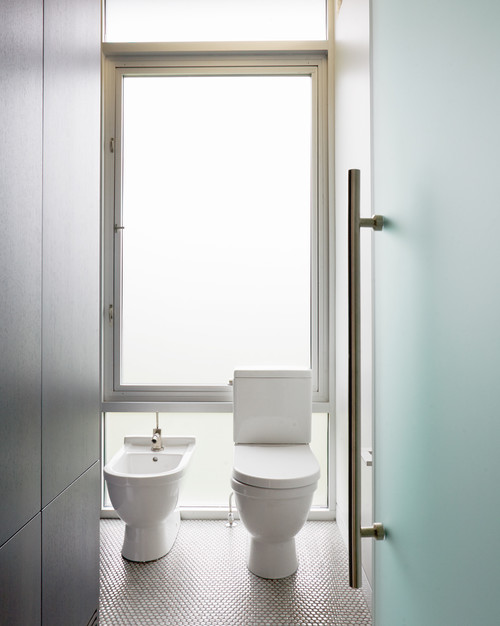 modern bathroom QB FAQs: Washlet or Bidet?