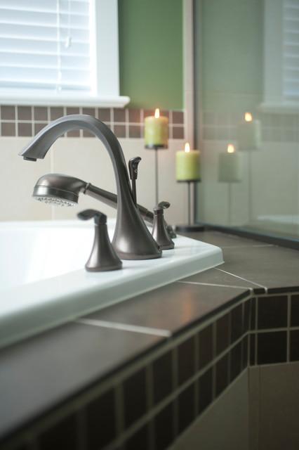 Custom 271 traditional-bathroom