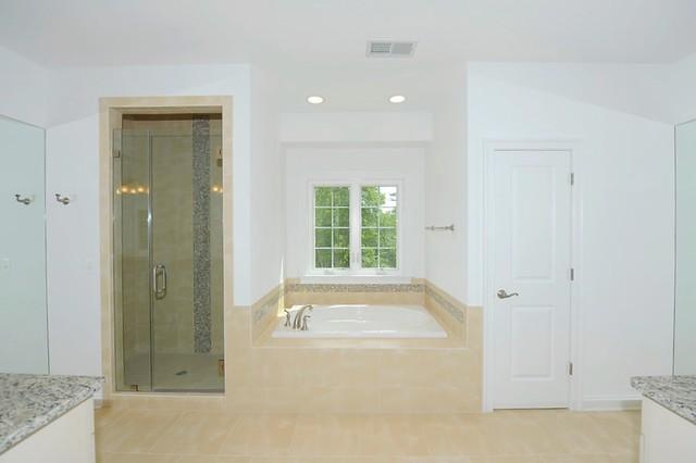 Custom Athena Model traditional-bathroom